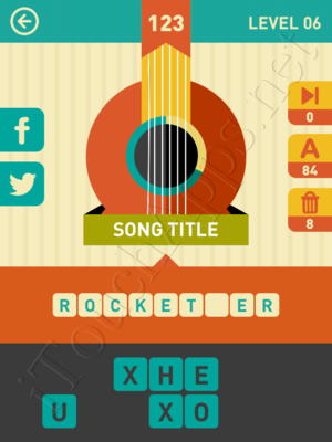 Icon Pop Song Level Level 6 Pic 123 Answer