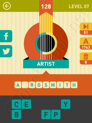 Icon Pop Song Level Level 7 Pic 128 Answer