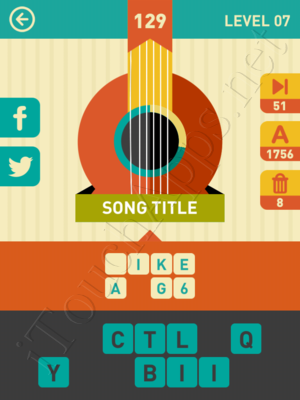 Icon Pop Song Level Level 7 Pic 129 Answer