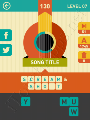 Icon Pop Song Level Level 7 Pic 130 Answer