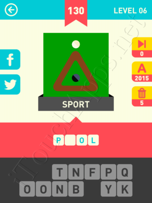 Icon Pop Word Level Level 6 Pic 130 Answer