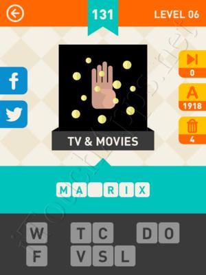 Icon Pop Mania Level Level 6 Pic 131 Answer
