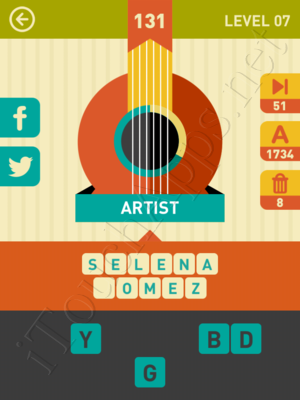Icon Pop Song Level Level 7 Pic 131 Answer