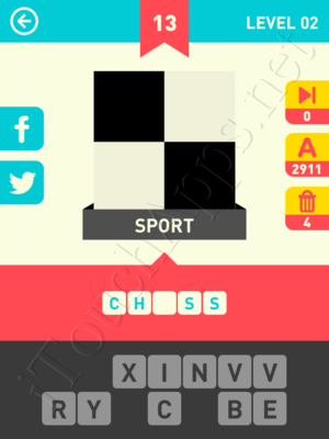 Icon Pop Word Level Level 2 Pic 13 Answer