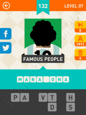 Icon Pop Mania Level Level 7 Pic 132 Answer