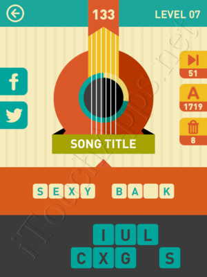 Icon Pop Song Level Level 7 Pic 133 Answer