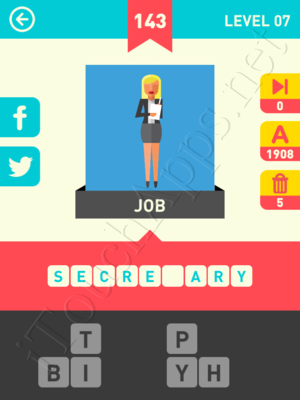 Icon Pop Word Level Level 7 Pic 143 Answer