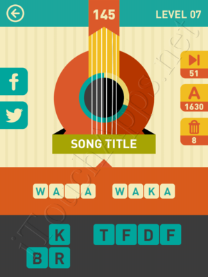 Icon Pop Song Level Level 7 Pic 145 Answer