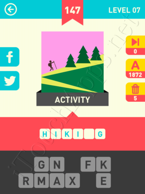 Icon Pop Word Level Level 7 Pic 147 Answer