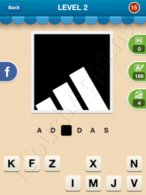 Hi Guess the Brand Level Level 2 Pic 15 Answer