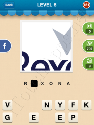 Hi Guess the Brand Level Level 6 Pic 151 Answer