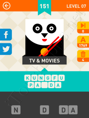 Icon Pop Mania Level Level 7 Pic 151 Answer