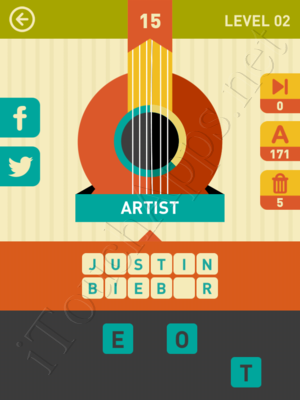Icon Pop Song Level Level 2 Pic 15 Answer