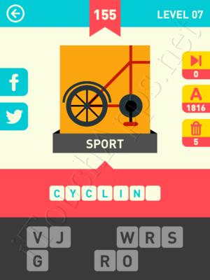 Icon Pop Word Level Level 7 Pic 155 Answer