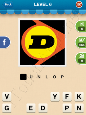 Hi Guess the Brand Level Level 6 Pic 157 Answer