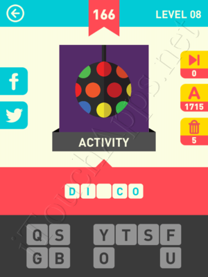 Icon Pop Word Level Level 8 Pic 166 Answer