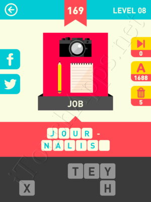 Icon Pop Word Level Level 8 Pic 169 Answer