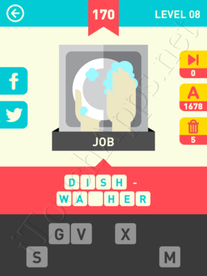 Icon Pop Word Level Level 8 Pic 170 Answer