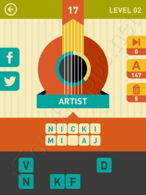 Icon Pop Song Level Level 2 Pic 17 Answer