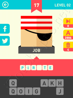 Icon Pop Word Level Level 2 Pic 17 Answer
