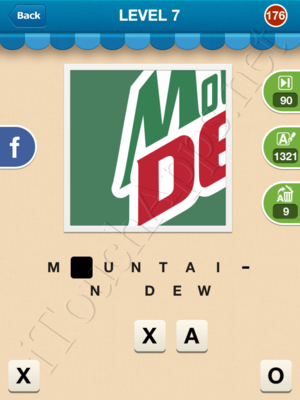 Hi Guess the Brand Level Level 7 Pic 176 Answer