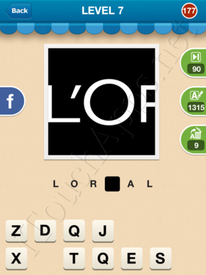 Hi Guess the Brand Level Level 7 Pic 177 Answer