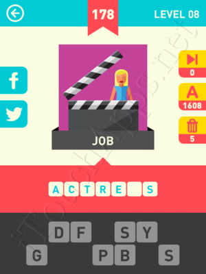 Icon Pop Word Level Level 8 Pic 178 Answer