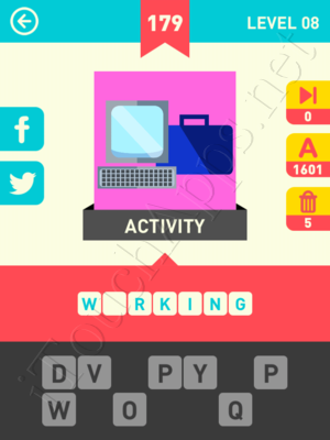 Icon Pop Word Level Level 8 Pic 179 Answer