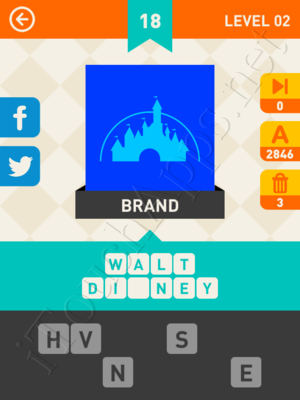 Icon Pop Mania Level Level 2 Pic 18 Answer