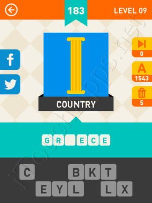 Icon Pop Mania Level Level 9 Pic 183 Answer
