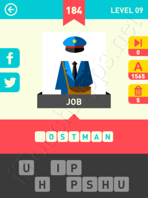 Icon Pop Word Level Level 9 Pic 184 Answer