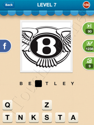 Hi Guess the Brand Level Level 7 Pic 186 Answer