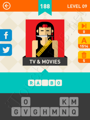 Icon Pop Mania Level Level 9 Pic 188 Answer