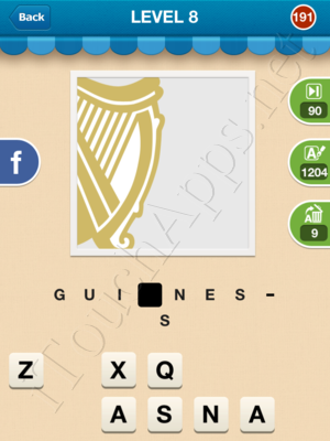 Hi Guess the Brand Level Level 8 Pic 191 Answer