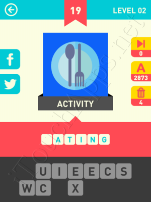 Icon Pop Word Level Level 2 Pic 19 Answer