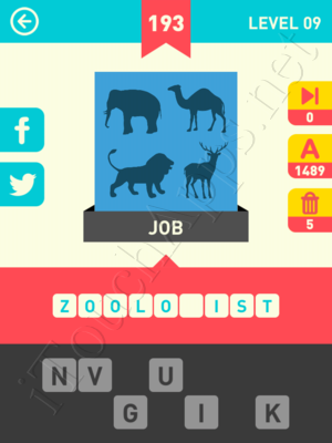 Icon Pop Word Level Level 9 Pic 193 Answer