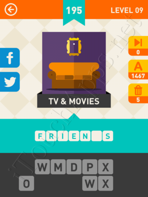 Icon Pop Mania Level Level 9 Pic 195 Answer