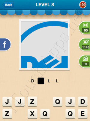 Hi Guess the Brand Level Level 8 Pic 199 Answer