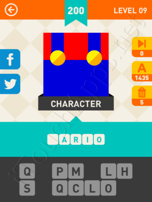 Icon Pop Mania Level Level 9 Pic 200 Answer