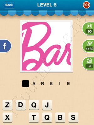 Hi Guess the Brand Level Level 8 Pic 201 Answer