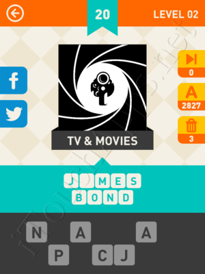 Icon Pop Mania Level Level 2 Pic 20 Answer