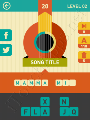 Icon Pop Song Level Level 2 Pic 20 Answer