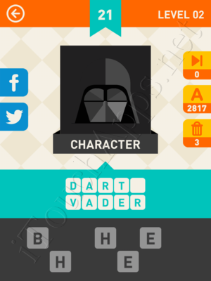 Icon Pop Mania Level Level 2 Pic 21 Answer