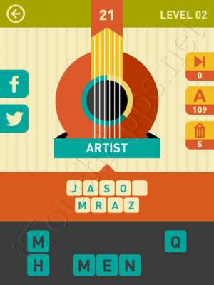 Icon Pop Song Level Level 2 Pic 21 Answer