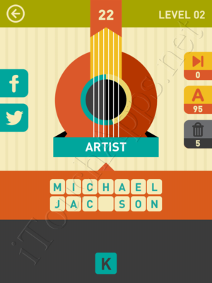 Icon Pop Song Level Level 2 Pic 22 Answer