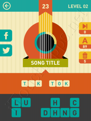 Icon Pop Song Level Level 2 Pic 23 Answer