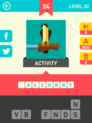 Icon Pop Word Level Level 2 Pic 24 Answer
