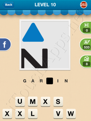 Hi Guess the Brand Level Level 10 Pic 253 Answer