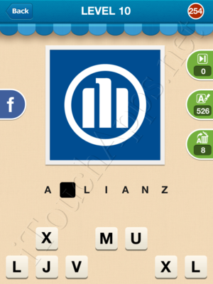 Hi Guess the Brand Level Level 10 Pic 254 Answer