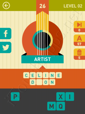 Icon Pop Song Level Level 2 Pic 26 Answer